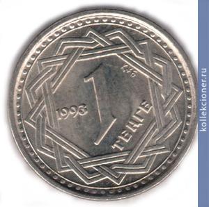 Стоимость 1 тенге 1993 года где менять монеты на деньги