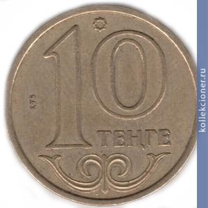 10 тенге 2004 цена монеты мусоргский 1 рубль 1989