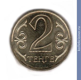 Сколько стоит монета 2 тенге shadr