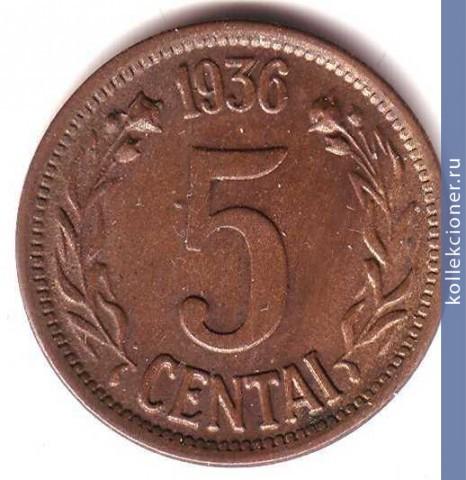 Монета lietuva 1936 цена 10 рублей 2005 мценск цена