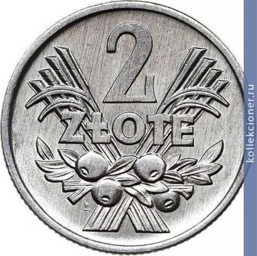 Польская монета 2 злотых 1960 что изображено 10 рублей редкие монеты