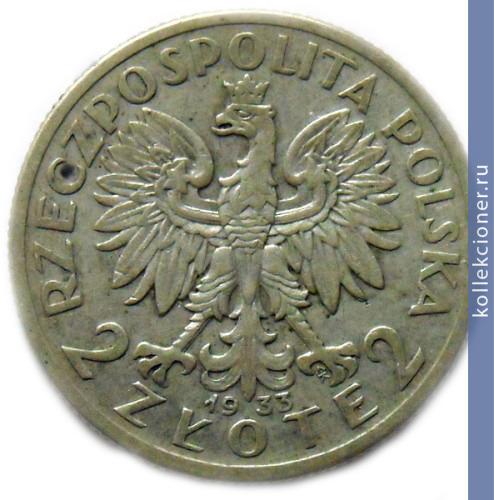 Монета 2 злотых 1933 20 копеек 1860 года цена серебро